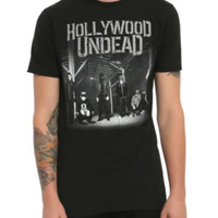 Hollywood Undead Day Of The Dead T-Shirt