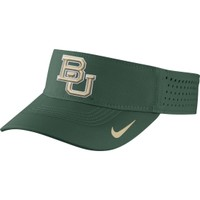 Nike Men's Baylor Bears Green Vapor Sideline Visor | DICK'S Sporting Goods