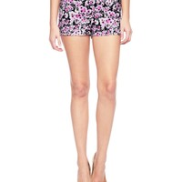 Super Soft Bloomin Blooming Floral High Rise Short by Juicy Couture,