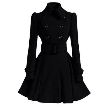 The Bewitched Coat