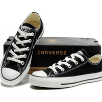 "Womens ""Converse"" Fashion Canvas Flats Sneakers Sport Shoes"