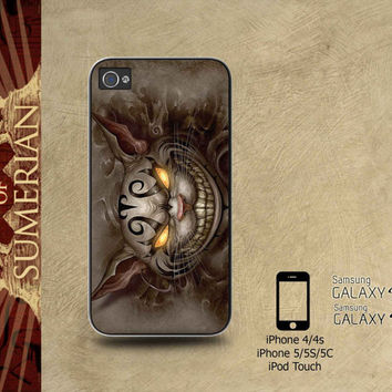 Alice Madness Returns Cheshire Cat - iPhone cases 4/4S Case iPhone 5/5S/5C Case Samsung Galaxy S3/S4 Case