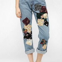 Urban Renewal Allover Floral Jean