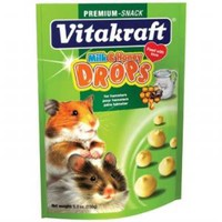 Vitakraft Milk Honey Drops for Hamster