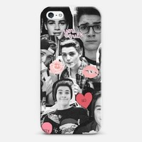 Finn & Jack  Harries| Design your own iPhonecase and Samsungcase using Instagram photos at Casetagram.com | Free Shipping Worldwide✈
