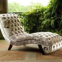 Parisian Chaise Longue Day Bed