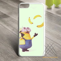 despicable me minions banana Atraction Custom case for iPhone, iPod and iPad