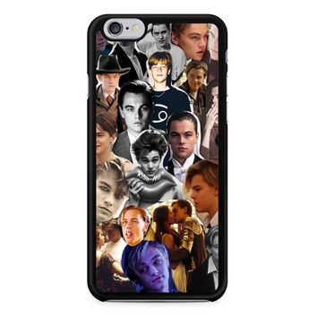 Leonardo Dicaprio Collage iPhone 6/6s Case