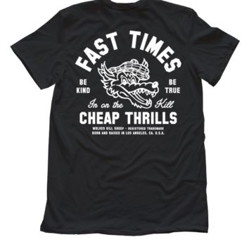 Fast Times Graphic Tee