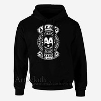 Asking Alexandria Patches Unisex Hoodie ,Funny Hoodie ,Quotes Hoodie | art2cloth