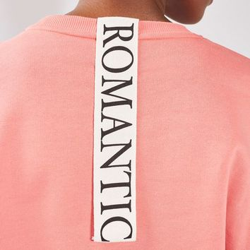 Romance Grosgrain Sweatshirt - New In This Week - New In