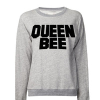 Queen Bee Sweatshirt | FLEEK Shirt | Queen Bees