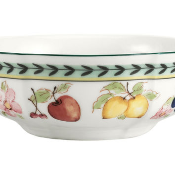 French Garden Menton Cereal Bowl, Bowls