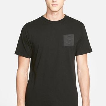 Men's Saturdays NYC 'S Lines' Graphic T-Shirt,