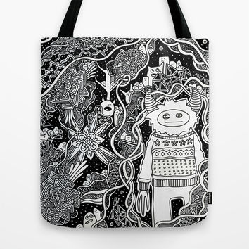 Norwood Tote Bag by Alliedrawsthings | Society6