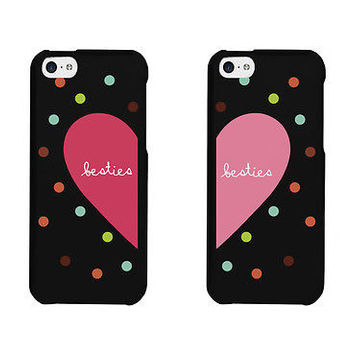 Besties Matching BFF Phone Cases - All iPhone and Galaxy S series, LG G3, HTC M8