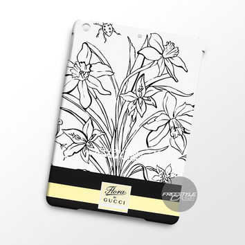 Art Work Flora Gucci  iPad Case Case Cover Series