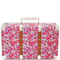 Flowers of Liberty Wiltshire Liberty Print Mini Suitcase | Home Accessories | Liberty.co.uk