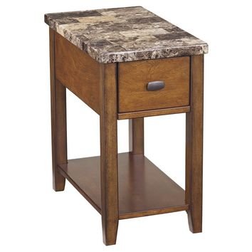 Breegin Chair Side End Table - Five Different Styles