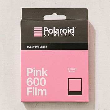 Polaroid Originals Black + Pink Duochrome 600 Instant Film | Urban Outfitters