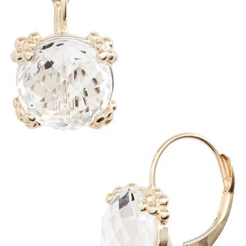 Anzie Dewdrop Topaz Drop Earrings | Nordstrom