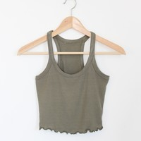 Nina Rib Tank - More Colors