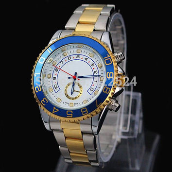 2015 Hot Watches Men Top Brand Luxury Wristwatches Men Stainless Steel Casual Watch Relogio Masculino Fashion Hours