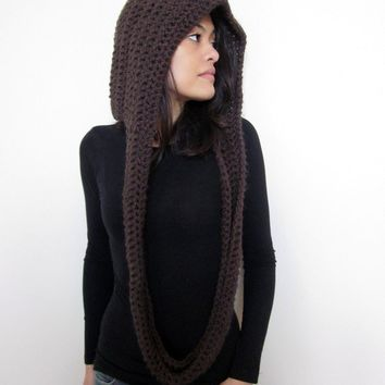 Scoodie Hooded Cowl : Available in 6 Colors