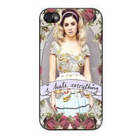 Marina And The Diamonds iPhone 4 Case