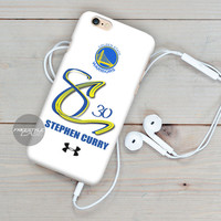 Stephen Curry Logo Art  iPhone Case Cover Series