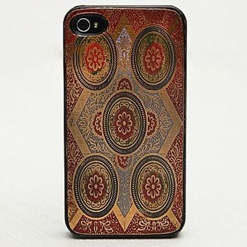 Free People Womens Engraved iPhone 4/5 Case
