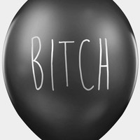 Make It Mean Lot of 13 Insult Balloons (For Her)