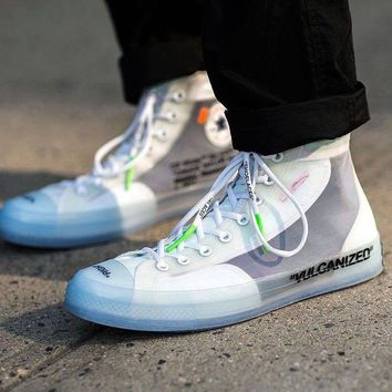 Off-White x Converse Chuck Taylor All-Star 1970s Sneaker - Best Deal Online