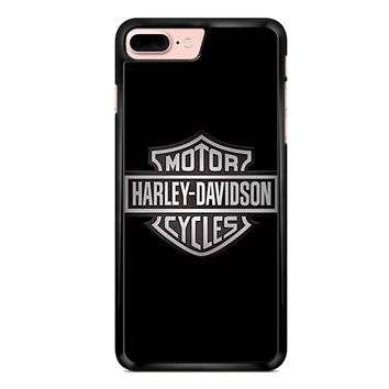 Harley Davidson Logo iPhone 7 Plus Case
