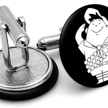 Russell Pixar UP Cufflinks