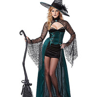 Enchantress Witch Adult Womens Costume - Spirithalloween.com