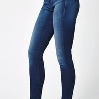 Calvin Klein Worn Blue Jean Leggings at PacSun.com