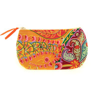 Boho Paisley Wallet Pouch