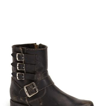 Women's Frye 'Veronica' Belted Ankle Boot,