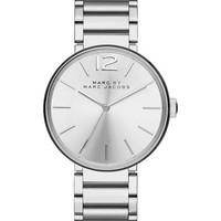 36mm Stainless Sunray Dial Watch