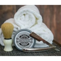 Owen - Beautiful Chrome Groomsmen Straight Razor Kit