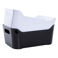 small storage bin 9.5in x 6.5in | Five Below
