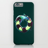 Sand Jormungand iPhone & iPod Case by Artistic Dyslexia | Society6