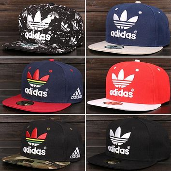 Adidas Fashion Men And Women Sports Hat-2