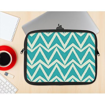 The Bleeding Green Ink-Fuzed NeoPrene MacBook Laptop Sleeve