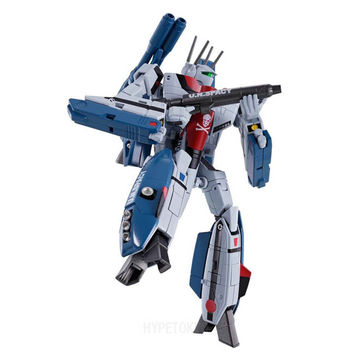 Super Dimension Fortress Macross Do You Remember Love? Bandai HI-METAL R (Action Figure) : VF-1S Strike Valkyrie [Hikaru Ichijo Use]