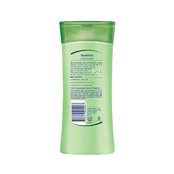 Vaseline Total Moisture Body Lotion, Aloe Fresh - 10 Oz, ( Pack of 3)