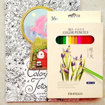 Colorful Jetoy Coloring Book