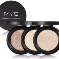 Waterproof Mineral Shimmer Brighten Glow Palette -6 Color Options-