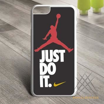 Nike Jordan Just Do it Custom case for iPhone, iPod and iPad